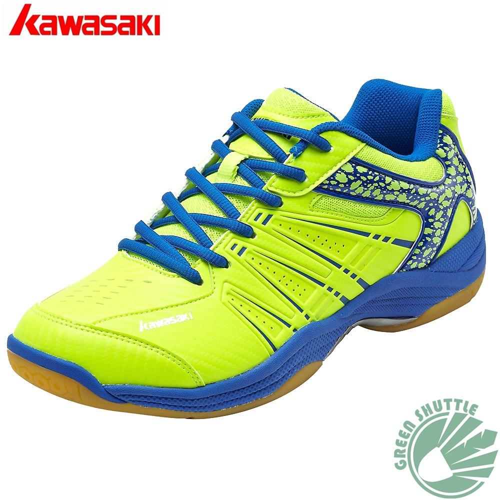 Kawasaki-zapatos De Bádminton Para Hombre Y Mujer, Zapatillas Deportivas Antideslizantes, Transpirables, 2021 Originales