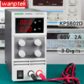 4 PCS KPS602D DC Voeding Variabele 60V 2A Verstelbare Switching Regulated Power Resouce Digitale
