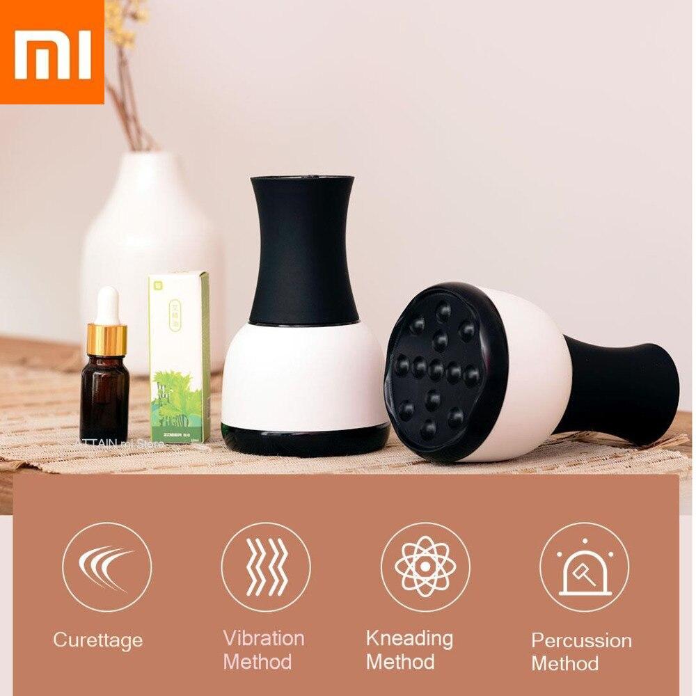 Xiao mi mi grattoir grattage Massage Portable compresse chaude intelligent contrôle de température santé grattoir Vibration Thermostat masseur