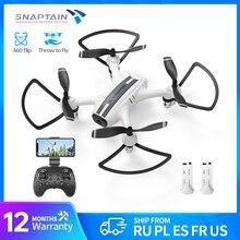 SNAPTAIN SP360 RC Drone Quadcopter Hubschrauber mit 720p Professionelle HD Kamera WIFI gesture control FPV rc gemacht Geschenk Für kinder