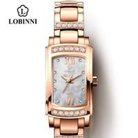 Switzerland Women Watches Luxury Brand Female Japan Quartz Movement Watches Sapphire Crystal Wristwatch Waterproof 30M Clock