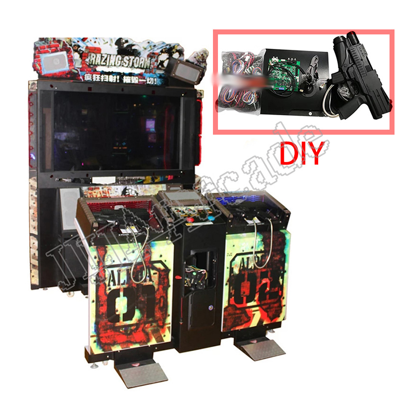 house of the dead 1 arcade machine