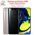Samsung Galaxy A80 Dual Sim A8050 мобильный телефон 8 Гб оперативной памяти 128 ГБ Octa Core 6,7