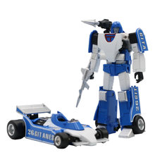 Transform Element TE TE-03 G1 Transformation Action Figure Toy HYrage Model MP F1 Mirage 18cm ABS Deformation Car Robot Figma(China)