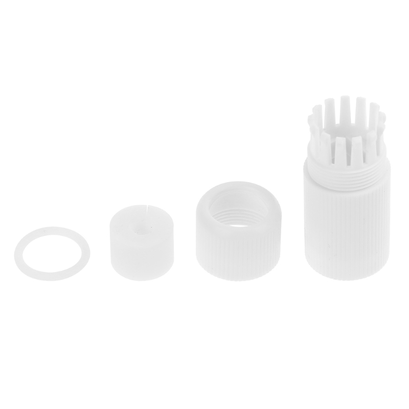 10x 17.5mm Network Cap Terminal Connector Waterproof Protector For RJ45 Modular 20CB