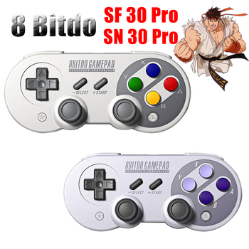 8Bitdo Gamepad for Nintendo Switch Android Controller Joystick Wireless Bluetooth Game Controller SF30 Pro SN30 Pro GamPad