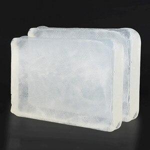 Diy transparent soap-based pla