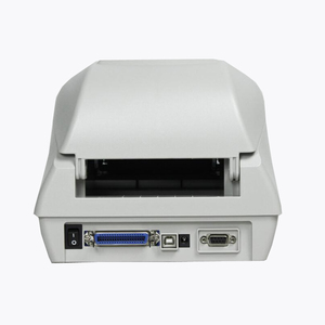 Image 5 - Thermal transfer label printer washing label printing solution with paper holder ribbon and silk clothes label easy for printing
