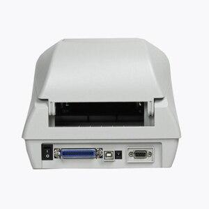 Image 5 - Transfert thermique imprimante détiquettes à laver étiquette solution avec porte papier ruban et soie vêtements étiquette facile pour limpression