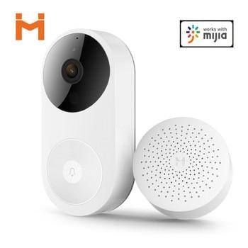 Умный видеодомофон 1080P, Wi Fi, ии, распознавание лица, обнаружение движения, беспроводная камера, инфракрасное ночное видение|Камеры видеонаблюдения|   | АлиЭкспресс
