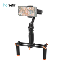 Photography Hohem iSteady Mobile+ 3-Axis Handhele Gimbal Kit w/ App Control for Huawei 58-89mm Width Smartphone Max Payload 280g