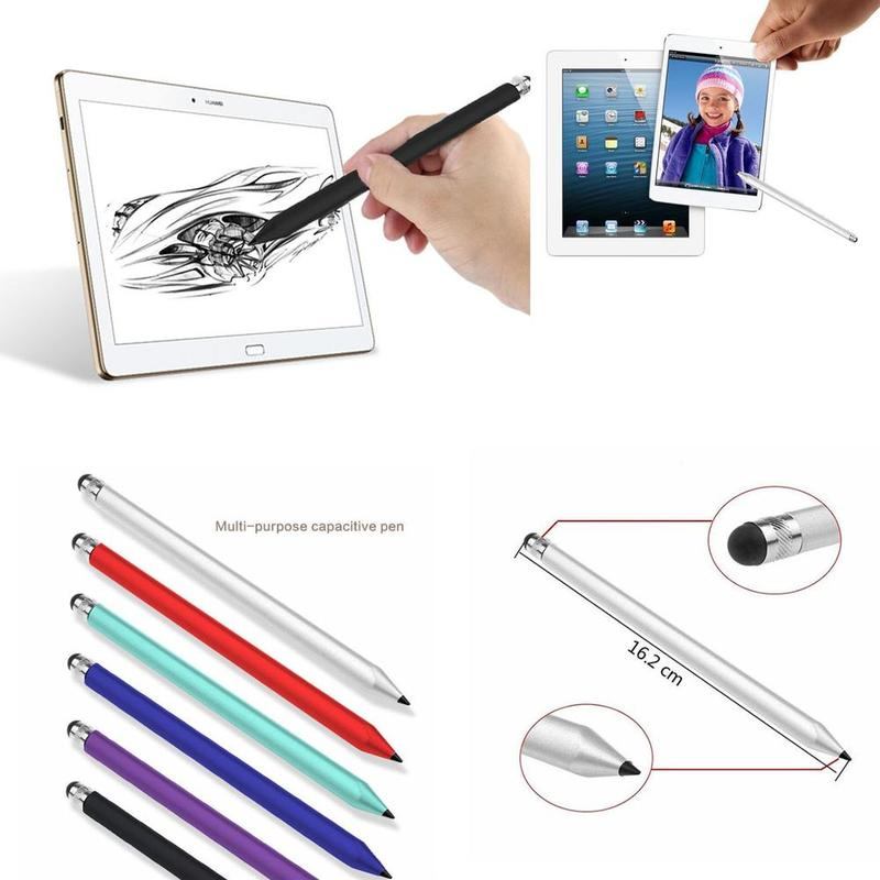 16.2cm Precise Pen Stylus Capacitive Pencil For Pad Smart Phone Tablet PC (contact Me For Wholesale)