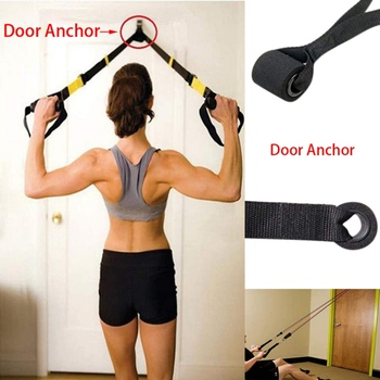 Fitness Door Anchor Extra Large to fit Indoor Resistance Band Home Muscle Training Exercise Sports Equipment Gym