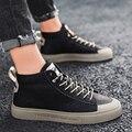 Новые парусиновые туфли  мужские и женские кроссовки  Классические высокие туфли для скейтбординга