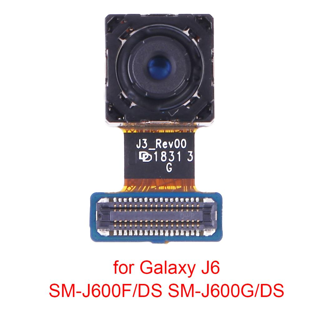 Back Rear Camera Module For Samsung Galaxy J6 SM-J600F/DS SM-J600G/DS Phone Parts