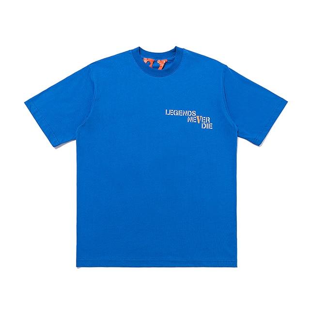 Vlone 999 Juice Wrld Legends Never Die Shirt 2