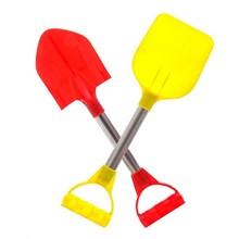 2Pcs/Set Beach Shovel Beach Toy Kids Outdoor Digging Sand Shovel Play Sand Tool Playing Shovels Play House Toys Summer
