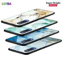 Black Cover Gold Marble Fashion for Samsung Galaxy A80 A70 A60 A50 A40 A30 A20E A20Core A10 Super Bright Glossy Phone Case
