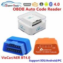 Leitor de código viecar bluetooth 4.0 viecar obd2 elm327 bluetooth 4 viecar obd detector de radar do carro Viecar-Bluetooth-4.0 scanner automático
