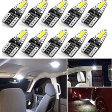 W5W T10 LED nessun errore LED lampadine Canbus luce interna auto per Toyota Avensis T25 Wish Camry 40 Corolla 2005 Yaris 2008 Tundra