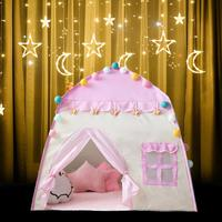 Tents Plays House 3 4 Children Indoors Toys House Pures Portable Children's Tents Baby Toy House Children Play Girls Play Tent