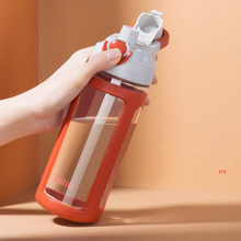 OHFIN 720ML Sports Water Bottles Plastic My Bottle Large Capacity Protable Healthy Outdoor Travel Drink