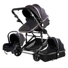 Wózek spacerowy dla noworodka wózek dla dziecka wózek wysokiego krajobrazu wózek dla dziecka wózek spacerowy dla dziecka 0-36 miesięcy tanie tanio Magic ZC CN (pochodzenie) 0-3 M 4-6 M 7-9 M 10-12 M 13-18 M 19-24 M 2-3Y 4-6Y Brand Name 5 kg 0-3 years