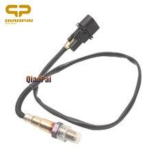 Exhaust Gas Oxygen Sensor 0258007057 021906262B  06B906265D 06B906265M For Audi A4 A3 Volkswagen Golf Jetta Beetle 5 Wires O2