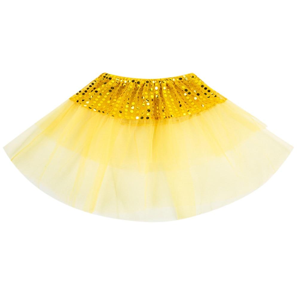 Todder Kids Girls Ballet TuTu Princess Dress up Dance Wear Costume Party Skirt