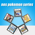 Patrone Konsole Karte Englisch für DS 3DS 2DS NDS Pokemon Serie Diamant HeartGold Perle Platin SoulSilver DS Nintendo Spiel