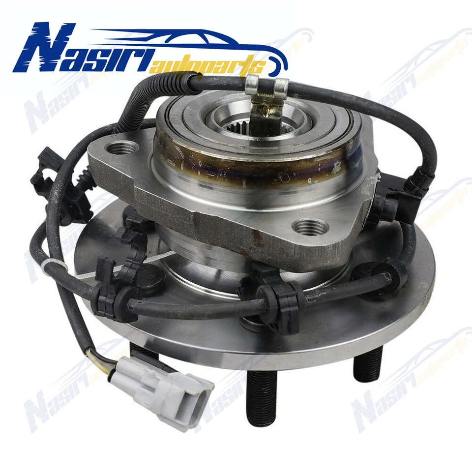 PAIR Front Left And Right Wheel Bearing fit 1998 1999 2000 2001 2002 2003 2004 2005 2006 2007 2008 2009 2010 VOLKSWAGEN BEETLE