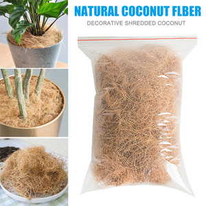 Natural Coconut Husk Fiber Orchids Crafts Pet Bedding Insect-proof Protect Plants Maintain Soil Temperature Excellent J99Store