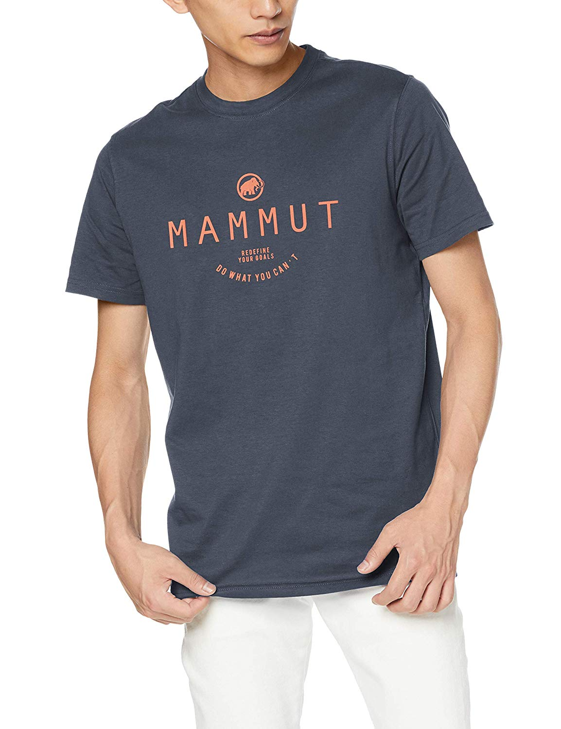 Mammut Seile Short-Sleeve T-Shirt - Men'S Unisex Size S-3XL