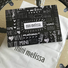 Melissa shoe box and dust bag(China)