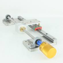 Z-400 High quality 40cm  slider rail track for winder rig system in stop motion animation
