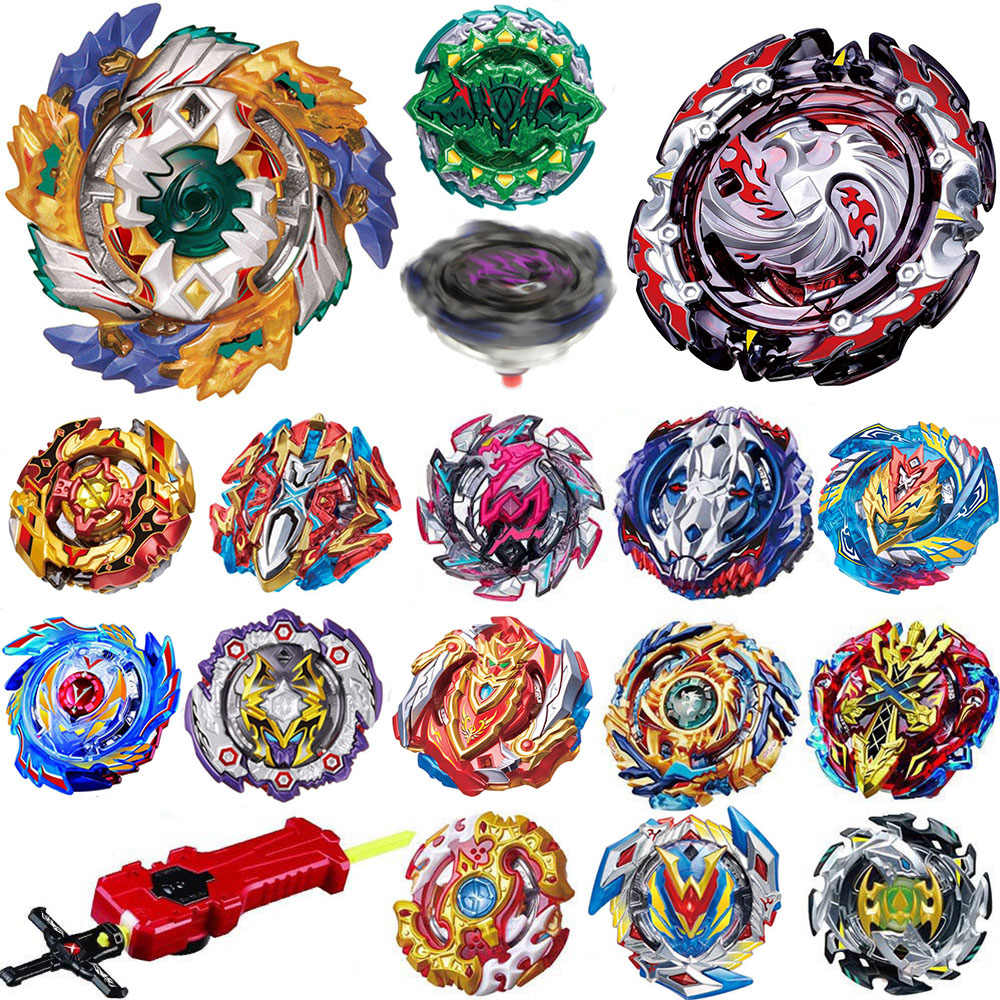 All Models Launchers Beyblade Burst GT Toys Arena Metal God Fafnir Spinning Top Bey Blade Blades Toy