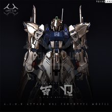 COMIC CLUB PRE SALE Refitting Suite of GK resin for Gundam MG 1/100 HYAKU SHIKI 2.0 assembly model and accessories