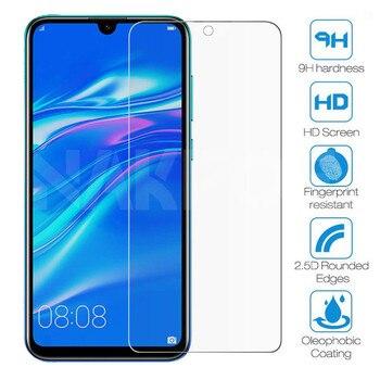 Перейти на Алиэкспресс и купить 9H закаленное стекло для Huawei Nova 5 5i 5T 4 4E 3 3i 3T Защитная пленка для экрана Huawei Nova 7 6 SE Защитная пленка для стекла