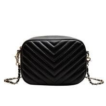 Women Bag for 2019 Crossbody Bags Female Handbags Luxury Designer Clutch PU Flap Fashion