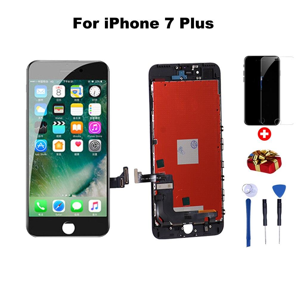 Pantalla LCD para iPhone 5 5S 6 6P 6S 6SP 7 7P 8 8Plus pantalla LCD digitalizador táctil montaje pantalla sin píxeles muertos grado AAAA + + + Jyrkior, soporte de fijación PCB para teléfono móvil, placa base, Plataforma de mantenimiento de soldadura para iPhone 5/5S/6/6P/7/7P/8/XR, reparación de soldadura