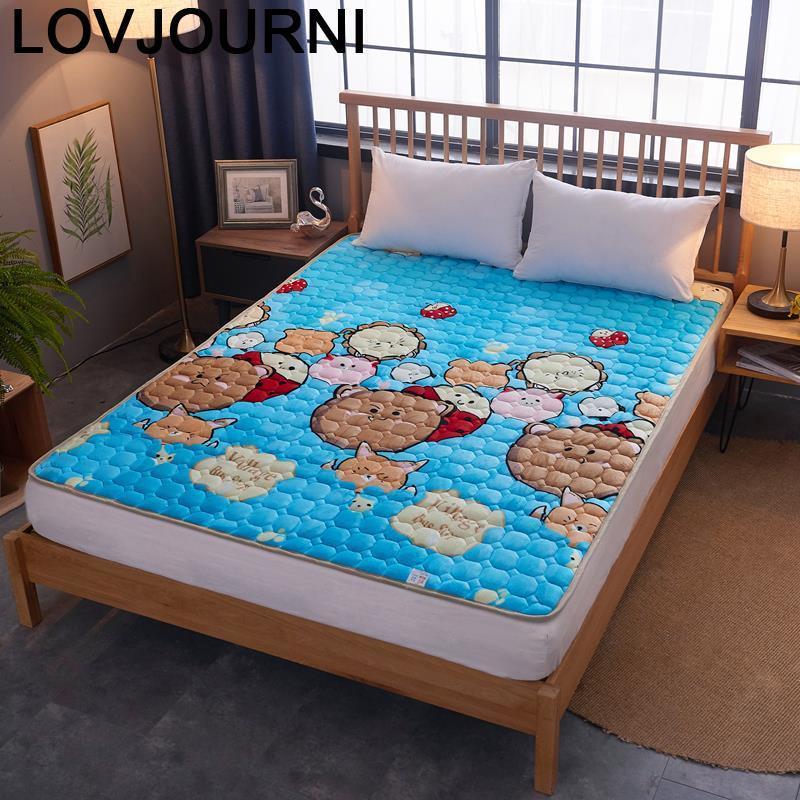 Sofa Yg Bisa Jadi Lipat Materasso Topper Foldable Bedroom Furniture Tatami Baby Bed Matras Colchon Kasur Materac Crib Mattress