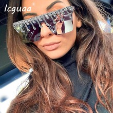Fashion Square Sunglasses Women 2020 Wholesale Tassel