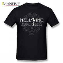 Hellsing T Shirt Hellsing T Shirt Phone Case More 1 T-Shirt Short-Sleeve Mens Tee Shirt Big 100 Cotton Funny Print Summer Tshirt hellsing alucard cosplay red mens hellsing cosplay costume