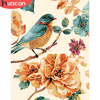 HUACAN Paint By Number Animal Drawing On Canvas Bird Hand Painted Painting Art Gift DIY Pictures By Numbers Kits Home Decor