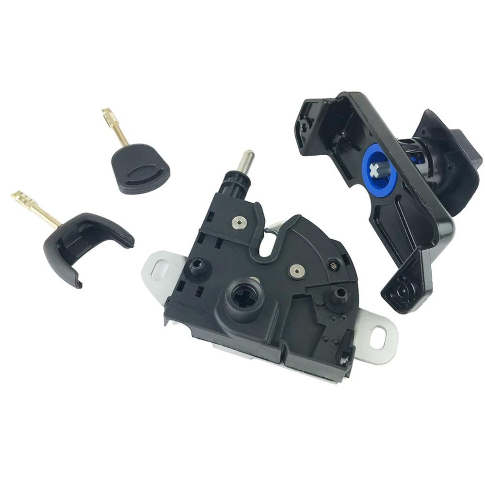 Bonnet Lock & Latch Complete Set With 2 Keys For TRANSIT Mk7 2006 - 2011 Auto Accessories Replacement