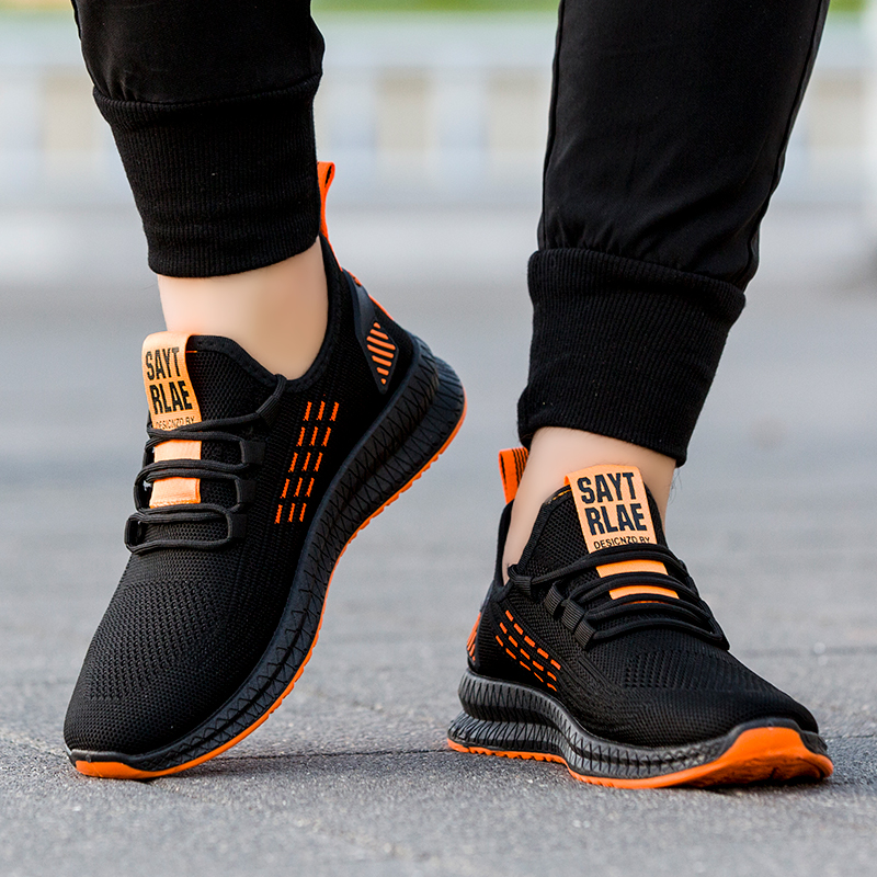 Men Casual Shoes Breathable Mesh Men Shoes Fashion Sneakers Men Trainers Walking Shoes Men Sneakers Footwear Zapatillas Hombre