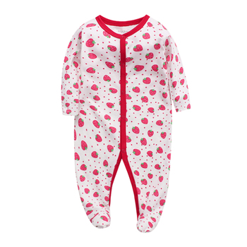 new born baby clothing baby boys girls romper babies jumpsuit 3 6 9 12 months sleepsuit newborn infant toddler child clothes image