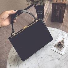 Burminsa классическая металлическая застежка женская сумка винтажный