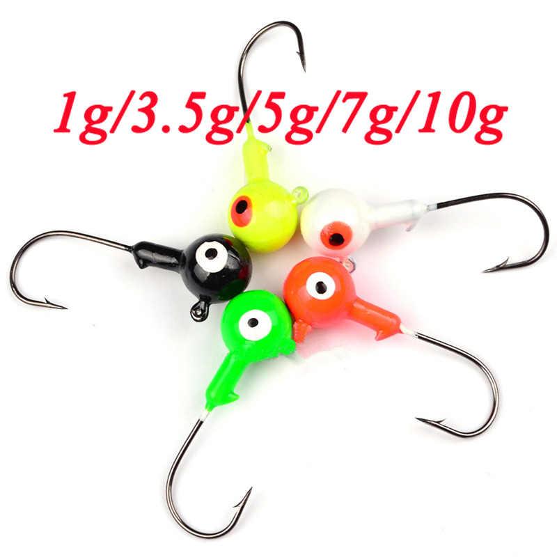 1 piezas de señuelo gusano Wobblers señuelo de pesca 58mm 4,6g Aritificial de silicona sal olor Bass lucio pesca Jigging cebo de pesca