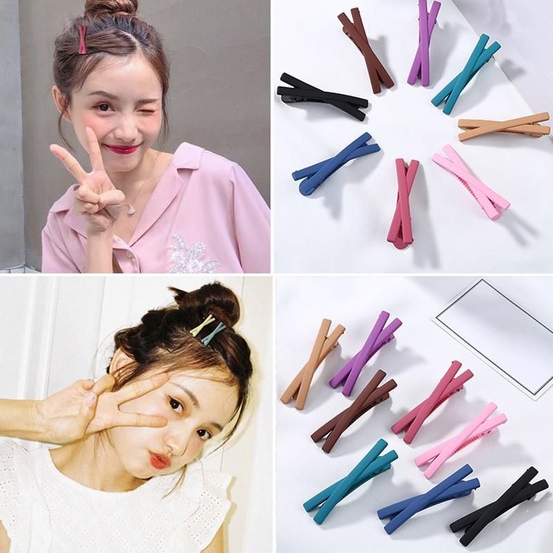 2019 New Bowknot Hairpins Hair Barrettes Children Hair Accessories For Women Cute Girls Headwear Bow Modeling Hair Clips